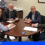 CAF Tenerife presenta a Turismo sus propuestas para un alquiler vacacional con garantías y calidad