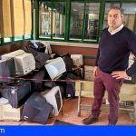 Sí se puede reclama solución a los daños de la tormenta 'Emma' en el Instituto de Arico