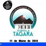 Grandes expectativas en la VII Carrera de Montaña de Guía de Isora