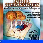 Educación de Santiago del Teide organiza un taller gratuito de escritura creativa