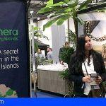La Gomera muestra su oferta de turismo activo en la Telegraph Travel Show de Londres