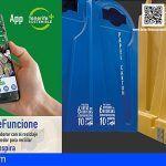 Localización de contenedores de reciclaje en Tenerife a través de una aplicación informática
