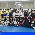 The Academy CBA gana el II Torneo Nacional de Baloncesto Junior en Granadilla