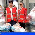 El Grupo DinoSol dona 2.000 kg de comida de animales a Valle Colino