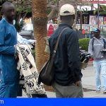 El PP de Arona exige al Ayto. que tome medidas para paliar la venta ambulante en las zonas turísticas