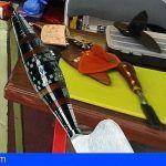 Estafó 15.000 euros con la venta ficticia de cuchillos canarios en La Palma