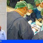 El HUC implanta dos prótesis de tobillo de última generación