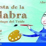 """""""Abril con Letras 2018"""" en Santiago del Teide"""