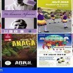 Agenda cultural y deportiva abril Guía de Isora