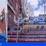 Ro.Ro y Alba González firman con su obra rincones de Los Cristianos en el marco de ARN Festival Cultura Urbana