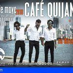 En La Palma Café Quijano echará el cierre a la Transvulcania Naviera Armas 2018