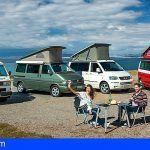 30 años de la Volkswagen California: la icónica autocaravana celebra un gran cumpleaños