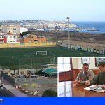 Arona eleva a cinco los campos de fútbol de césped artificial