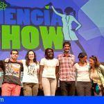 La próxima semana llega a Las Palmas «Ciencia Show»