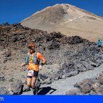 La Cajamar Tenerife Bluetrail 2018 realizará el entrenamiento en el Teide el 19 de mayo
