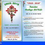 """2º edición del proyecto cultural """"Crux-2018"""" por el Día de la Cruz en Santiago del Teide"""