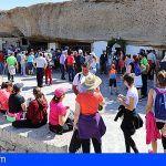 La ruta del santo que une la comarca de Chasna desde hace trece años