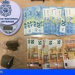 Vendía drogas desde un bungalow de un complejo turístico de Maspalomas