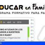 """Comienza """"Educar en Familia"""" en San Miguel de Abona"""