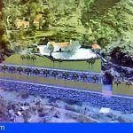 La Gomera avanza en el proyecto de construcción del muro de la Plaza de Los Reyes