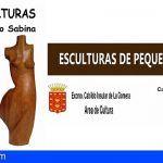 El Cabildo de La Gomera acoge a partir de este jueves la exposición del escultor José Pedro Sabina