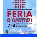 La Feria de Comunidades de Propietarios se inaugurará el próximo 7 de mayo en Santa Cruz