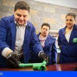 Formación en profesiones masculinizadas con la colaboración del Ayuntamiento de San Miguel