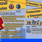 1º edición de las Jornadas de Formación Integral, Protección Civil y Emergencias en Santiago del Teide