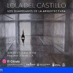 'Los Guardianes de la Arquitectura' de Lola del Castillo se instalan en el Círculo de Bellas Artes de Tenerife