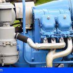 Sustrajeron más de 2.000 litros de gasoil de máquinas de conservación en pistas forestales