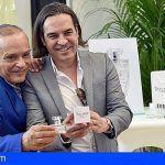 El diseñador grancanario Pedro Palmas presentó su primer perfume 'Palmas, Eau de Perfum'