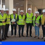 Las obras del bloque quirúrgico del Hospital del Sur podrían estar finalizadas en octubre
