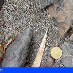 Un estudio técnico estima que se han vertido 25 toneladas de plomo en el Barranco de Ajabo en Adeje
