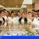 60 estudiantes de enfermería inician sus prácticas en el Hospital de La Candelaria