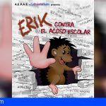 """Arona profundiza en su compromiso ante el """"bullying"""" con el estreno de la obra """"Erik contra el acoso escolar"""""""