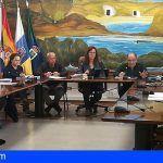 El ayuntamiento de Arico mantiene una reunión para mejorar el servicio de abastecimiento de agua y saneamiento