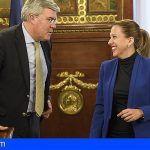 Rosa Dávila ultima las negociaciones con Madrid para que el REF esté aprobado antes que los PGE