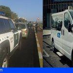 Agradecimiento públicamente de los Taxistas del sur a los Policías