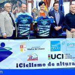 La tercera edición de la Tenerife Teide 360º congregará a 900 ciclistas