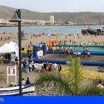 45 equipos participaron en la tercera edición del Torneo 3×3 de fútbol playa en Los Cristianos