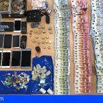 Para no ser detenido se tragó numerosos envoltorios de cocaína y casí muere en Arrecife