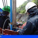 Tecnología punta para una gestión eficiente del agua en La Gomera