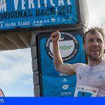 Stian Angermund-Vik, doble campeón del mundo, a por la Transvulcania Naviera Armas