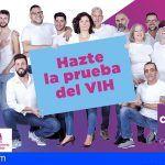 """Adeje lanza la campaña """"Hazte la prueba"""" para la detección del VIH"""