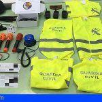 Fingieron ser guardias civiles para apoderarse de drogas en un domicilio en Cádiz