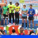 Aroa Merino y Philip Kiplagat ganadores de la XXII Media Maratón de Las Galletas 2018