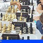La escuela municipal de ajedrez en San Miguel obtiene excelentes resultados en los Juegos Escolares del Cabildo