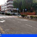 Rehabilitarán las zonas verdes de la avenida Príncipe Felipe de Las Galletas y del acceso a La Garañaña