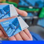 El Cabildo de Tenerife entrega 24.000 tarjetas de transporte 'tenmás' en tres semanas