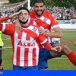 Un gol del Tinerfeño Amorín abre las puertas del fútbol de bronce al Deportivo Don Benito de Extremadura